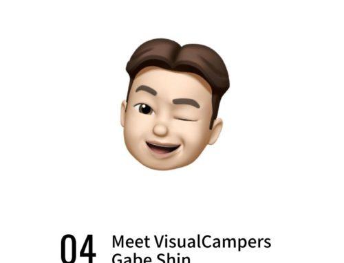 [V.Campers 인터뷰] 연구팀 게이브