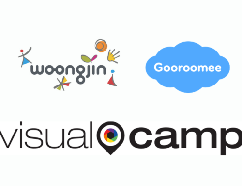 VisualCamp sign MOU with Woongjin Thinkbig and Gooroomee for A.I Learning platform development